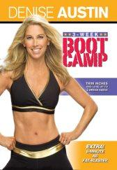 Denise Austin: 3 Week Bootcamp DVD