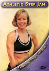 Athletic Step Jam with Sharon Money Twombly DVD