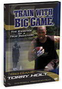 Train with Big Game Torry Holt