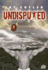 Jay Cutler: Undisputed Bodybuilding DVD