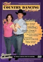 Hot Country Dancing for Couples DVD