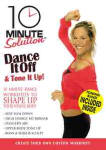 10 Minute Solution Dance It Off & Tone It Up with Fitness Band