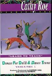 Dances for Drill and Dance Teams Vol. 1 DVD