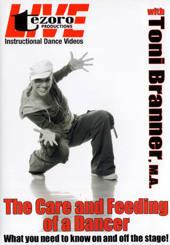 Broadway Dance Center: Care and Feeding of a Dancer DVD