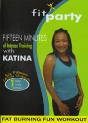Katina Hunter: Fit Party Fat Burning Fun DVD