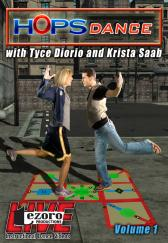 HOPSDance Volume I with Tyce Diorio and Krista Saab DVD