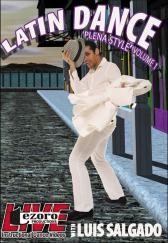 Latin Dance Plena Style Volume I with Luis Salgado DVD