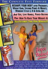 Joyce Vedral: Complete Fast Forward Reshape After Pregnancy and More DVD