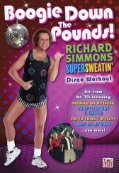 Richard Simmons: Boogie Down the Pounds DVD