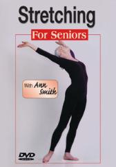 Ann Smith: Stretching for Seniors DVD