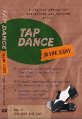 Tap Dance Made Easy - Vol. 3 Time Step Boot Camp DVD