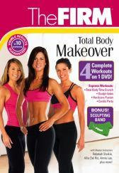 The Firm: Total Body Makeover DVD with Sculpting Band